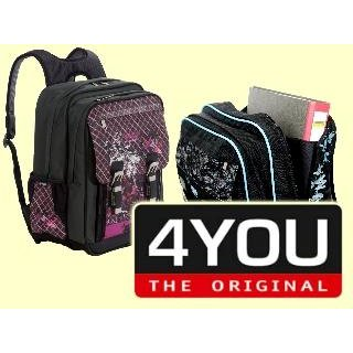 4YOU Rucksack Classic - Plus