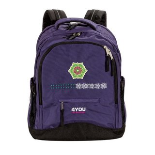 4YOU Compact Rucksack 599 Ornaments