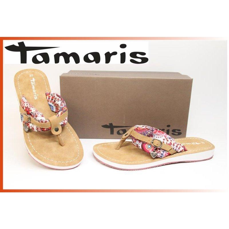 tamaris 1 27109 26 flower nut 25 95. Black Bedroom Furniture Sets. Home Design Ideas