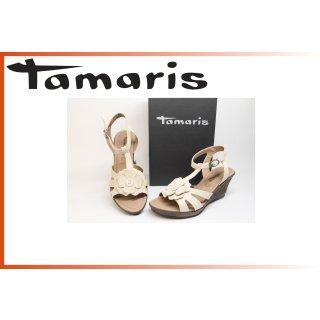 best authentic 32863 eaf9a Tamaris Da-Sandale beige
