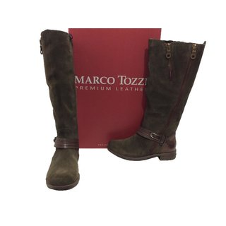 MARCO TOZZI Langschaftstiefel Forest a.Comb
