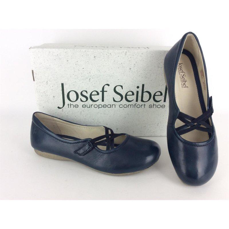 best website 50152 c3eb9 Josef Seibel Damen Ballerina Fiona 39; ocean