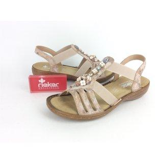 rieker sandalen geschlossen damen